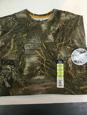 Real Tree Youth extra large short sleeve t-shirt NEW with tags boys camouflage