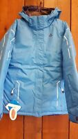 "Junior Female ski jacket - Dare2B - Sidesweep - Blue 34"" (approx 14-15yrs)"