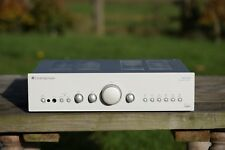 CAMBRIDGE AUDIO AZUR 640A V2.0 STEREO AMPLIFIER + REMOTE - SILVER - VGC