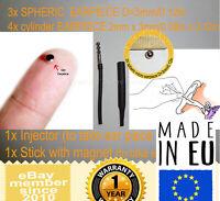 EDIAMEG  Bluetooth Pen With Spy  Earpiece 50-60cm Long Transmitting full sets