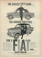 1959 Fiat 1100 Sedan Ad/Dist by Hoffman Auto California