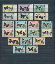 XC78350 Belize insects bugs fauna butterflies fine lot MNH