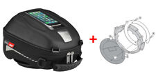 Givi Tanklock Combo Kit - ST602 4 Liter Tank Bag & BF04 Ring Mount
