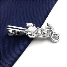 NEW ISHOKUYA Unique Tie Clasps & Tacks Harley-Davidson Tie Clip/Pin/Bar