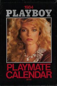 US Playboy Playmate Kalender 1984