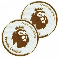 Sporting ID Chelsea Premier League Champions 16/17 Shirt Sleeve Patches Rep Size