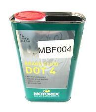 DOT 4 Motorex Líquido de frenos - 1 Litro