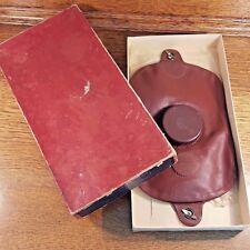 Meinecke Best Ice Bag in original box A250 vintage medical equipment USA