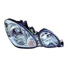 LX2503120 Fits 2001-2005 Lexus GS300 Passenger Side Headlight Bulbs Incl.