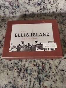 The Ellis Island Collection Artifacts from Immigrant Experience/Documents Boxed