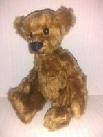 Bearly There Somedays Are Diamonds Limited Mohair Bear With 2 Faces