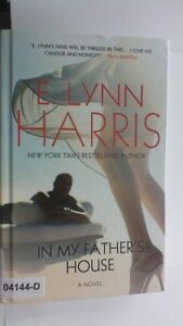 IN MY FATHERS HOUSE E Lynn Harris LARGE PRINT Edition Hardcover BOOK