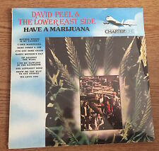 "LP 12"" SEALED DAVID PEEL & THE LOWER EAST SIDE HAVE A MARIJUANA  CHARTER LINE"