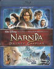 The Chronicles of Narnia: Prince Caspian (Blu-ray Disc, 2008, 2-Disc Set)