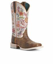 Ladies Ariat Circuit Savanna Boot - B Medium - Wide Square Toe - Sizes 6 to 10