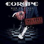 EUROPE - WAR OF KINGS (SPECIAL EDITION) CD + BLU-RAY NEU