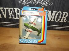 MATCHBOX - SKYBUSTERS SB-9 cessna 402   MINT in Box 1981 version