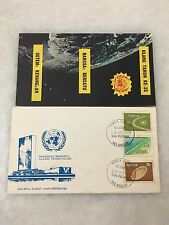 (JC) 25th Anniversary of United Nations (UN) 1970 - FDC (A)