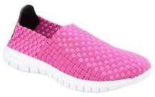 Calzado de mujer de color principal rosa de piel talla 37