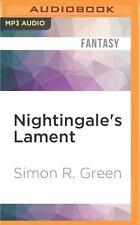 Nightside: Nightingale's Lament 3 by Simon R. Green (2016, MP3 CD, Unabridged)