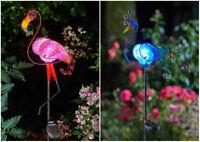 Large Solar Powered LED Animal Garden Stake Light Novelty Garden Ornament 90cm
