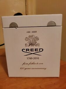ROYAL SERVICE by CREED. Discontinued Limited Released.  Bottle 522 Of 1000!...