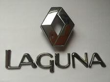Genuino Nuevo Renault ejecutivo de la puerta lateral izquierdo Molde insignia emblema Laguna Mk1 98-01