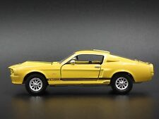 1967 FORD MUSTANG SHELBY GT500E ELEANOR RARE 1:64 COLLECTIBLE DIORAMA MODEL CAR