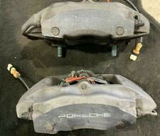 PORSCHE BOXSTER 987 2004 - 2012 BREMBO FRONT CALIPERS. 986 351 421