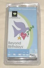Cricut Shapes Cartridge Beyond Birthdays 29-0024 by Provo Craft - New