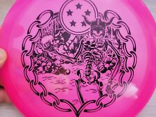 Westside Discs - Vip Underworld Fairway driver- Hot Pink - Black Stamp - 173g