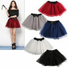 Unbranded Mesh Pleated Skirts for Women