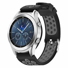 Compatible Samsung Galaxy Watch 46mm Band/Samsung Gear S3 Frontier/Samsung Gear