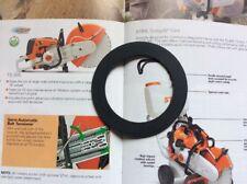 New Oem 4201 166 7000  Stihl  Air Filter Gasket TS 08 50 350 510
