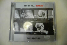 "THE BEATLES""LET IT BE/NAKED- CD DOUBLE Apple 2003"""