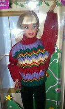 1998 Tree Trimming Barbie Doll~New in Sealed Box