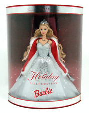 SPECIAL 2001 EDITION  HOLIDAY CELEBRATION BARBIE MINT IN CASE