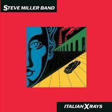 Italian X-Rays by Steve Miller /Steve Miller Band (Cd Edsel 2011)