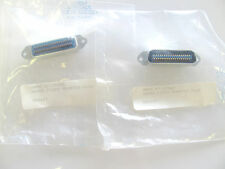 1x Amphenol 57-10360 36 Position Mini D Male Ribbon Connector Solder Panel Mnt