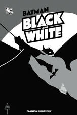 BATMAN BLACK and WHITE - PLANETA DEAGOSTINI - NU12