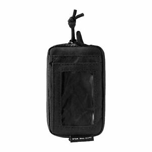 EDC Front Pocket Mini Wallet with Waterproof Zippers OneTigris 500D Nylon
