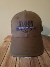 Kentucky Derby 140 Cap Hat Run For The Roses 2014 Adjustable Adult 100% Cotton