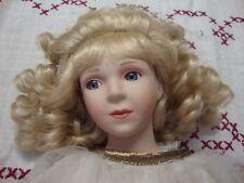 """The Guardian Angel"" ~Porcelain Girl Doll from Ashton Drake Gallery by Pat Bomar"