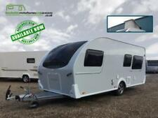 1 Axles Caravans with 2 5 Sleeping Capacity