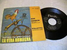 3/2 Orchestra Spettacolo La Vera Romagna - Bar Barbon - Folletto