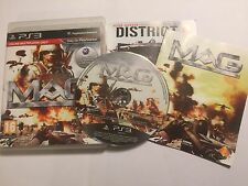 PLAYSTATION 3 PS3 GAME MAG +BOX & INSTRUCTION COMPLETE PAL