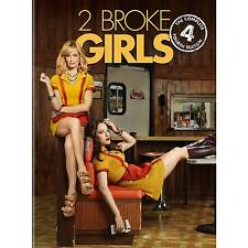 2 Broke Girls Complete Season Four R1 DVD Series 4