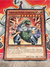 Carte YU GI OH TYRANNO SUPER-CONDUCTEUR BP01-FR013 STARFOIL