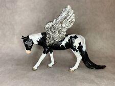 More details for breyer stablemate custom resculpt pegasus