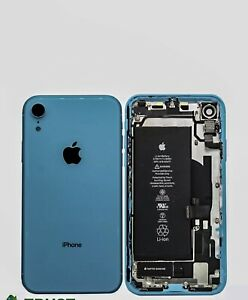 Genuine Apple iPhone XR REAR CHASSIS HOUSING WITH PARTS -GRADE A/B